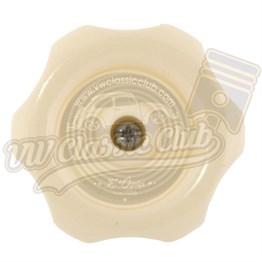 Jalousie Louvre Window Knob Beige (T2)