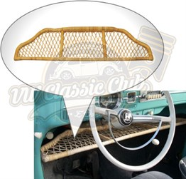 Jopex Bamboo Parcel Shelf