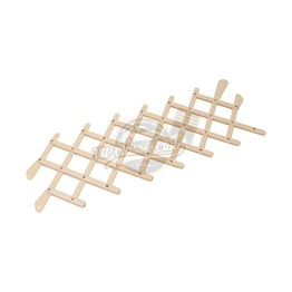 Fresh Air Grille for Door Opening Window Ivory (Piece) (1100-1200-1300-1302-1303-T2)