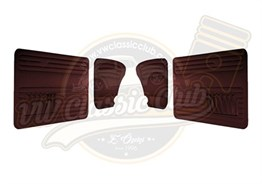 Door Panel Set Bordo (1300-1302-1303)
