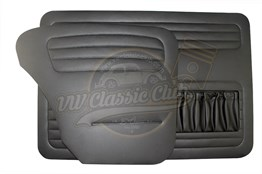 Interior Door Panel Grey (Pair) (1100-1200)