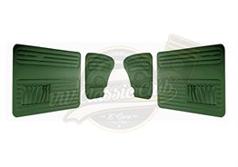 Door Panel Set Green (1300-1302-1303)