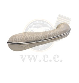 Left Interior Door Handle Off-White (Piece) (1100-1200)
