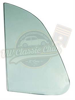 Front Quarter Window Green (1200-1300-1302-1303)