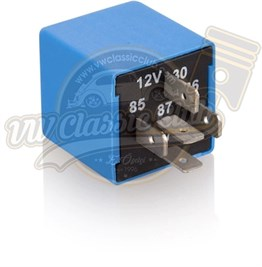 Horn and Fog Relay 12V (All Models)
