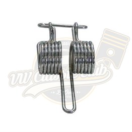 Chrome Deck Lid Spring Each (1200-1300-1302-1303)