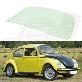 Heated Windscreen Green (1303)