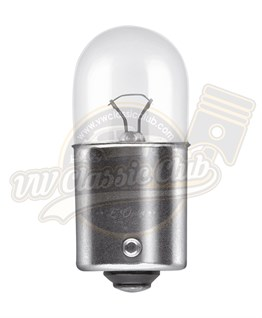 Rear License PlLamp 5007 R5W 12V 5W