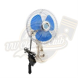 Car Ventilator 12V 6 Inch With Suction Cup