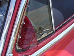 Wind Deflector Red (1100-1200-1300-1302-1303-Karmann Ghia-Variant-T1-T2-T3)