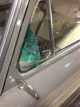 Wind Deflector Green (1100-1200-1300-1302-1303-Karmann Ghia-Variant-T1-T2-T3)