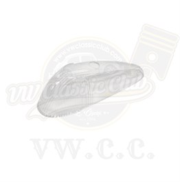 Turn Signal Lens Right Left Clear (Piece) (1100-1200)