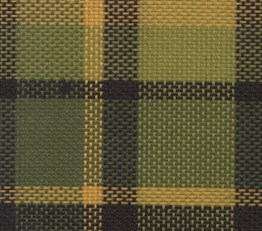 Westfalia Green and Yellow Fabric (T2) (1 Meter)