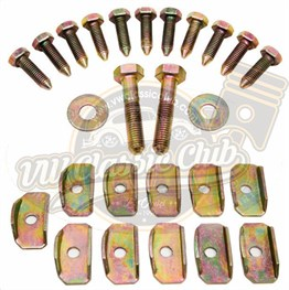 Floor Pan Screw Set