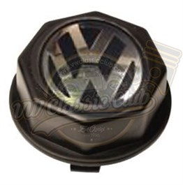 Wheel Centre Cap Black (1303)
