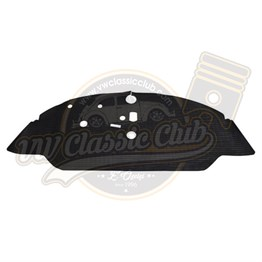 Black Floor Rubber Mat (T1 Minivan)
