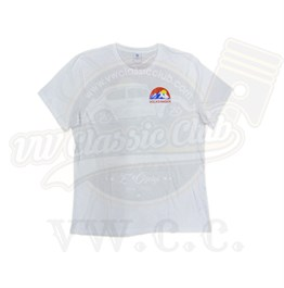 VW Licensed White T-Shirt