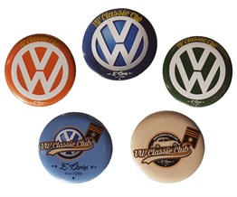 VW Magnets / Bottle Openers / Badges