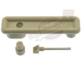 Westfalia Camper Cabinet Handle Ivory