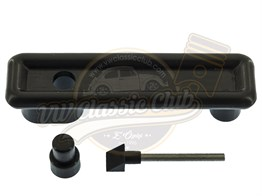 Westfalia Camper Cabinet Handle Black