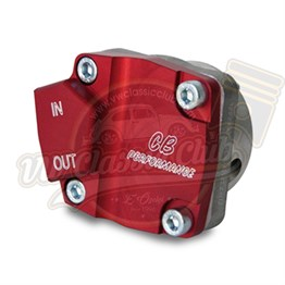 Full Flow In & Out Oil Pump Red (1100-1200-1300)