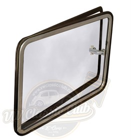Pop out Side Window Kit Complete Set Stainless (T1)