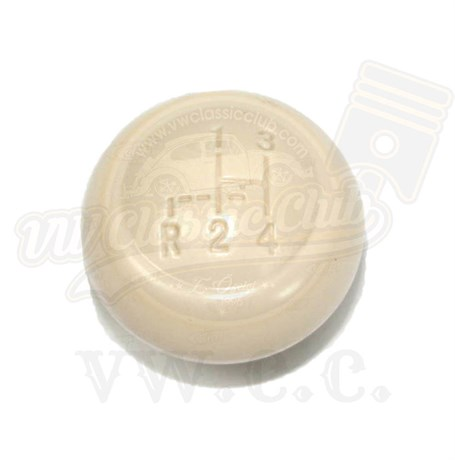 Shift Knob With Ivory (1200)